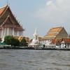 Cruise along the Bangkok River