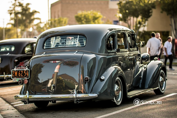 Santa Paula Cruise night July 2016