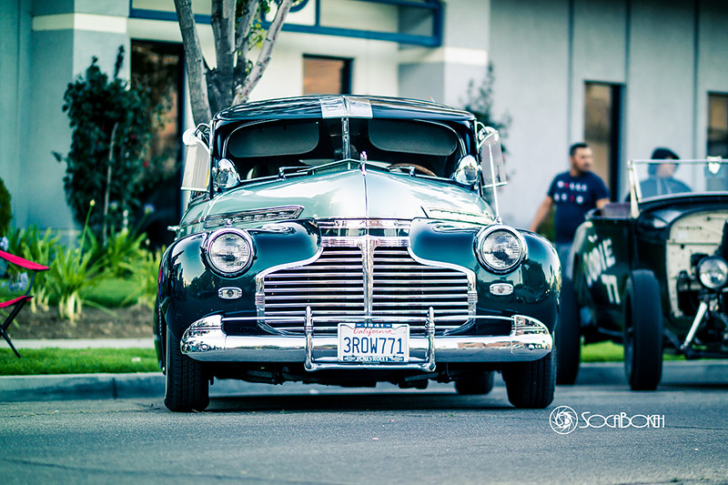 Santa Paula Cruise Night June 2016