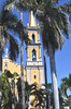Church  next to Mazatlan plaza