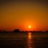 San Carlos Bay sunset