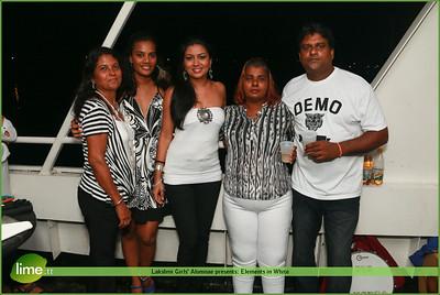 Lakshmi Girls' Alumnae presents: Elements in White