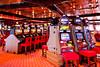 The Casino on the Costa Deliziosa cruise ship.
