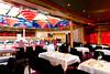 The Club Deliziosa dining room on the Costa Deliziosa cruise ship.