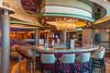 Furnishing decor on board the Royal Caribbean cruise ship Serenade of the Seas.