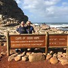 "A fun highlight of this drive was our stop at the ""Cape of Good Hope"" which is one of the most Southern points in all of Africa... being in Egypt a few months before this helped us see how amazingly different North Africa & South Africa are... a unique continent for sure!"