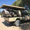 """As much as we loved doing our """"Water Safaris"""" by boat in Botswana & Namibia during our time on the Chobe River, we also loved the day we went into Chobe National Park in Botswana and did a """"Land Safari""""."""