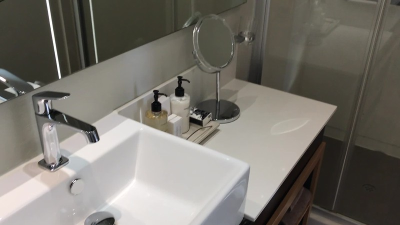 """Here's a video of our 300 square foot """"Master Suite"""" that we stayed in during our time onboard. FYI, the other rooms onboard are 215-235 square feet & all have Beautiful views of the River... the other rooms just don't have the front window/outside deck at the front that you see in this video."""