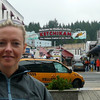 "No trip to Alaska would be complete without visiting Ketchikan... the ""Salmon Capital of the World"" and the 1st Alaska town that appears when travelling North from Canada. Nancy definitely looks happy to be here today!! :-)"