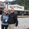 "When we 1st visited Skagway in 2008 we took the famous ""White Pass & Yukon Route"" train ride... we loved it and definitely recommend to experience it for yourself when in town!!"