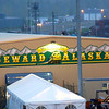 """After 8 Amazing days & nights visiting the Great Land of Alaska with """"Regent"""", here we are on our final day disembarking in Seward, AK. FYI, all Cruiselines but Princess disembark here... it's about a 2.5 hour drive to Anchorage Airport."""