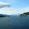 "There's a shot of Beautiful ""Tongass Narrows""... the channel-way separating Ketchikan on the right & Gravina Island on the left where the airport is. You can only get to the Airport by private boat or ferry. How many cities can say that? :-)"