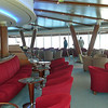 "Way up top in the front of the ""Mariner"" was the Observation Lounge. One of the best places on the Ship, besides from your Balcony of course, to view the Beautiful Alaska scenery, Glaciers, etc."