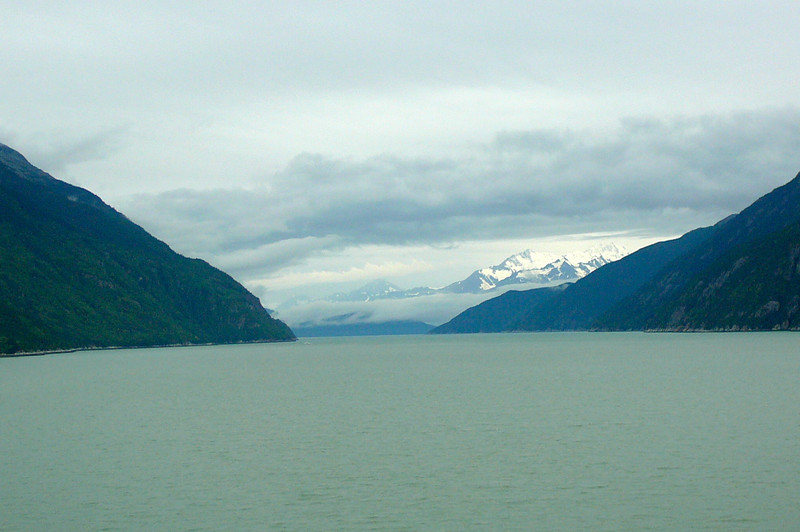 As Skagway is at the very top of the Lynn Canal we had the chance to see the Canal as we Cruised in & out of Skagway. Here's one of the amazing views we saw as we took this scenic journey!