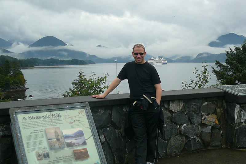 "When in Sitka make sure to visit ""Castle Hill""... the best views of Sitka are seen from there!!"