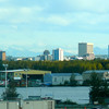 There's a shot of Downtown Anchorage as we drove to Anchorage Airport. Well, it's been a great vacation to Alaska & a great experience with Regent... we'll definitely Cruise with Regent again & visit Alaska again!!