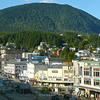 "There's one last shot of Beautiful Ketchikan before we ""sail away"" for Juneau... Alaska's Capital City."