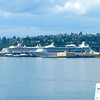 "A little FYI, Seattle has 2 Cruise Ports... Pier 66 where we're leaving from & Terminal 91. For those of you leaving from Terminal 91, there's your Port, 10 mins North of Downtown, where Pier 66 is. Looks like a ""Holland"" & ""Royal"" Ship are also making the Journey to Alaska starting today."