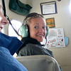 "During our visit to Ketchikan we decided to go see the Bears feeding on Salmon in ""Neet's Bay"". To get there you have to fly so there's Nancy looking pretty excited as we're about to take our first ever Floatplane ride!! :-)<br /> <br /> As you'll see in the next dozen pictures & videos, this excursion is a pretty AMAZING experience!!<br /> <br /> It wasn't cheap at a few hundred dollars per person but FOR SURE it's worth saving up for/skipping some meals at fancy restaurants when at home so you can enjoy this once-in-a-lifetime experience!! :-)"