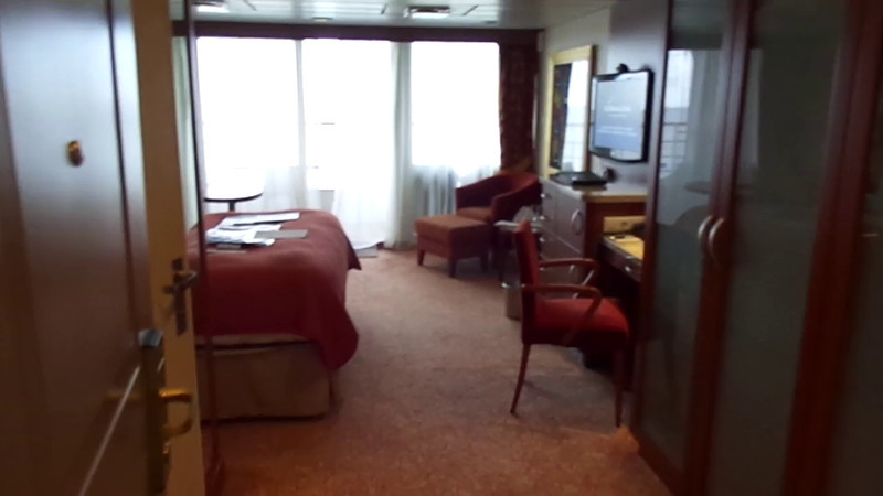 "Click ""Play"" to check out what the ""Club Continent Suites"" look like & visit here <a href=""http://browse.azamaraclubcruises.com/dc/plancruise/ships/cabinclass/cabintype/home.do?br=C&cabinType=SS&cabincls=D&shipCode=QS"">http://browse.azamaraclubcruises.com/dc/plancruise/ships/cabinclass/cabintype/home.do?br=C&cabinType=SS&cabincls=D&shipCode=QS</a> to see the perks that come with them. If one of the bigger Suites isn't in your budget then consider one of these rooms as they typically only cost 20-25% more then a Club Veranda room but you get 50% more room as well as the services of a Butler & the other Suite perks, a great deal!!"