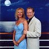 Being our 1st ever Cruise we loved getting dressed up on formal night and getting our pictures done in all the different backgrounds... it's fun to feel like stars, isn't it! :-)