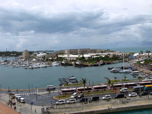 "There's a look at a part of the ""Royal Dockyard"" in Bermuda's West End. A fun place to explore with lots of History!! You'll find Snorkel Park, the Maritime Museum, etc. here."