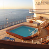 "Not much needs to be said about the ""Horizon View"" Pool at the back of the ""Caribbean Princess""... simply an amazing view!!"