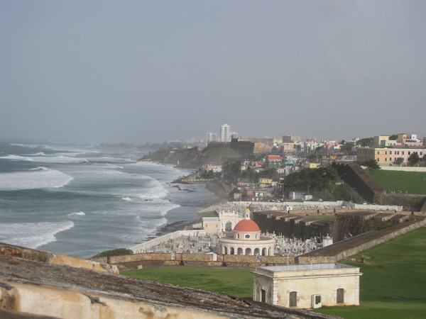 "When we said the waves were ""something else"" during our time in San Juan we weren't kidding... isn't this pic amazing!!"