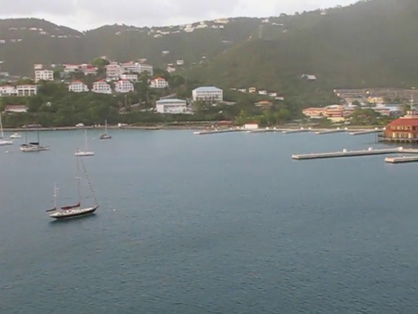 "Check out this footage to see the Beautiful ""Sunset & Sail Away"" we experienced while leaving St. Thomas... nights like this make the extra money we always pay for a Balcony room well, well worth it!!"