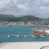 As mentioned, we were just in St. Maarten last week so we didn't stay off the ship long today or get too many pics but we figured we'd better get a couple. :-)  There's a shot of downtown from the Ship... FYI, it's a 20 min walk.