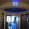 "There's ""Blu""... this venue carries no cover charge but you have to be staying in an ""Aqua Class"" Balcony room to dine in here... and they don't make exceptions... we tried to get Shawn's Mom & Dad in with us one night but they wouldn't budge... oh well! :-)"