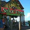"Like most Cruise Ports in the Caribbean Nassau has a ""Senor Frogs""... we couldn't pass it without snapping a pic. :-)  Definitely a great place to go for a Beverage to meet new Friends and to let your hair down for a while! :-)"