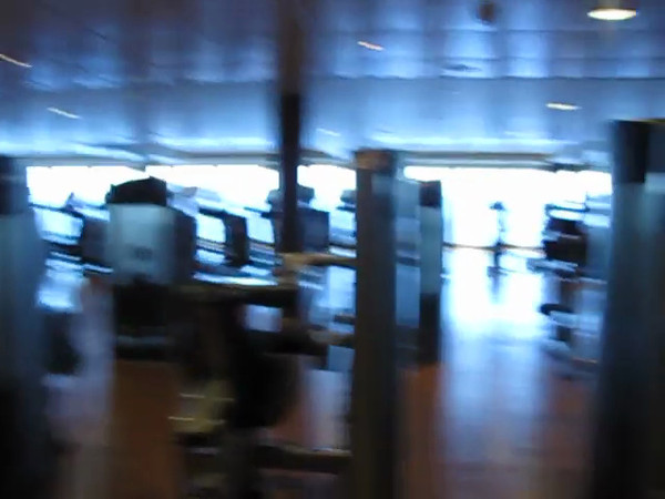 Here's some Video footage to show you a little more in depth, the amazing Gym the Epic has aboard... Cardio Equipment, Weights, Spin Cycles, Classes, it has it all.