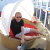 "Another ""Perk"" for those in Suites on the Epic is the Private Sun deck area at very top/front of the Ship... normally a place you have to get to very early on Sea Days on other Ships, if you're in a Suite on Epic though there'll always be a lounger/Cabana, waiting for you! :-)"
