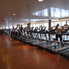 "As the ""Epic"" is so big we couldn't show you all around the Ship during our ""Sea Day"" a few days ago so let's pick up where we left off... here's the Gym.  All Ships have them (Epic's is Huge!) so no excuses for gaining weight on your Cruise... although we do every-time!! :-)"