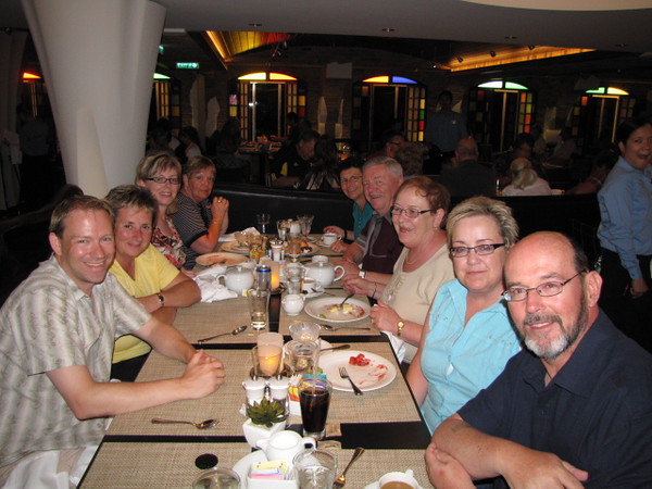 "Well, here we are having our last Dinner on the ""Epic""... it was a great 7 Nights & definitely a Ship we'd recommend to sail on and one we'd sail on again anytime as the food/service/entertainment, everything was Fabulous!!  What a Great Ship!! :-)"