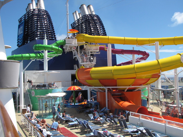 "And ""Epic Plunge"" wasn't the only slide aboard... there were 3.  Fun for the kids and definitely the adults too!! :-)"
