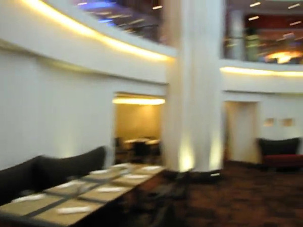 "As Day # 3 on our Cruise was a ""Sea Day"" we figured no better time then now to show you around the Gorgeous ""Norwegian Epic""... here's some Video footage of ""Taste"" Restaurant in the Main Atrium."