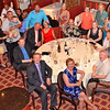 Speaking of dining with a great group of friends & family, there's the 20 of us who enjoyed the Cruise together.