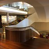"""A few other things we liked on """"Edge""""?<br /> <br /> They made some nice use of woods in some of their staircases."""