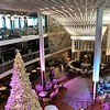 """Another area that we REALLY liked on """"Celebrity Edge"""" was the """"Grand Plaza"""" as it truly felt like the Heart of the Ship!!<br /> <br /> There was always energy in this area as the Martini bar there was POPULAR and they had really good nightly musicians there... and, as it was surrounded by the Coffee Bar, the Grand Bistro, Raw on 5 & Fine Steakhouse it was the PERFECT place to people watch! :-)"""