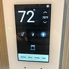 "Something else we really liked about ""Celebrity Edge"" was all the new technology onboard!<br /> <br /> Above for example is the ""Control Panel"" found in each room where you can open/close the drapes, easily control all the lights, etc."