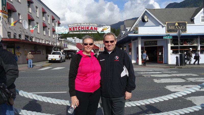 And finally a couple from Ketchikan... the Salmon Capital of the World! :-)