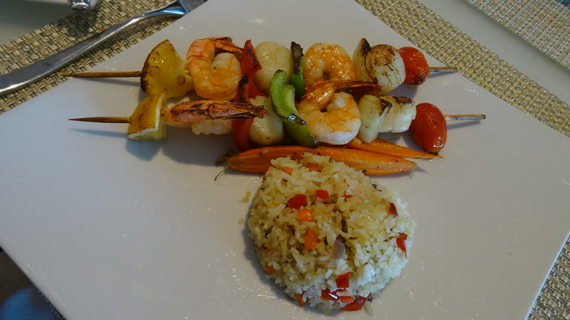 Here's a few of the yummy dishes we enjoyed when dining at Luminae.