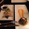 "But the food in ""Sushi on Five"" was super good... Lobster & Shrimp Wontons, Kobe Beef Ramen Slider... yummy! :-)"