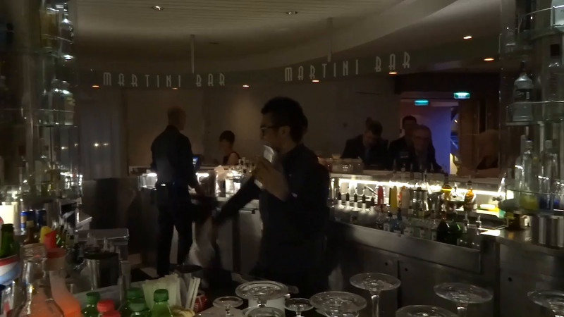 But for sure the Best part about this active spot is the entertainment the Bartenders put on throughout the night as they did in this video here! :-)