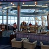 "Of course besides the Martini Bar & Cellar Masters there were lots of bars around the ship to enjoy any kind of drink you wanted... but none came with a better view then the ""Constellation"" Lounge at the top of the front of the ship... bar/relaxing hangout during the day & night club at night... it was definitely an active place onboard!"
