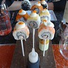 Sushi Lollipops... yummy! :-)