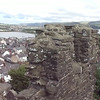 "Check out this Video to get a ""Live"" look at Conwy and it's Medieval Wall."