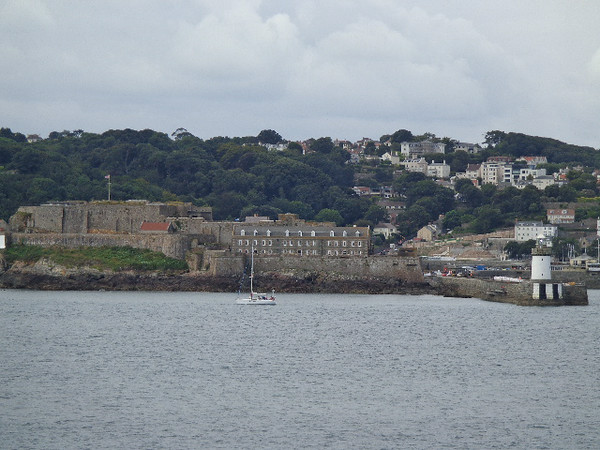 "Our final stop was in ""St Peter Port"", another great place where UKers vacation while visiting the Guernsey region. Like many other ""British Isles"" ports they have a Castle overlooking the Harbor and..."